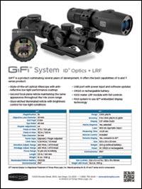 G1F1 System ID Optics and LRF