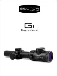 G1 user's manual