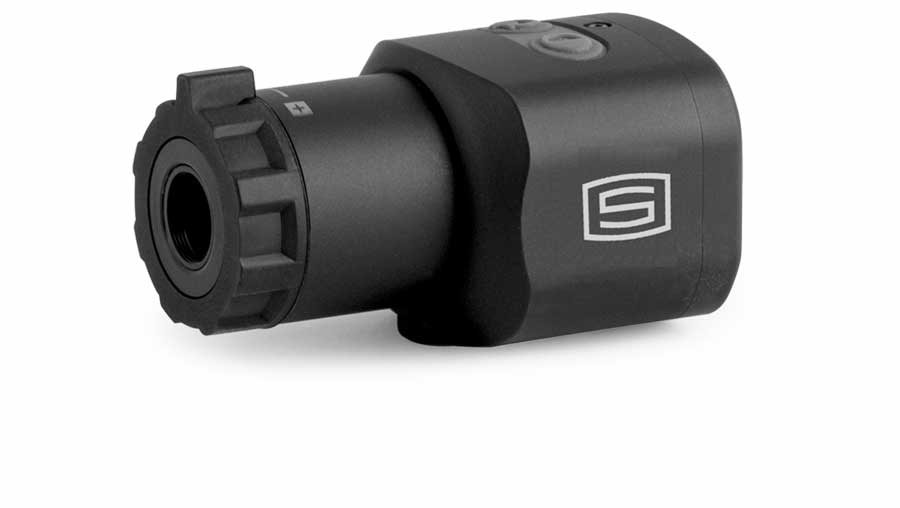 Sector Optics T20x is a compact thermal imager that allows you to quickly scan any terrain or structure in any lighting conditions.