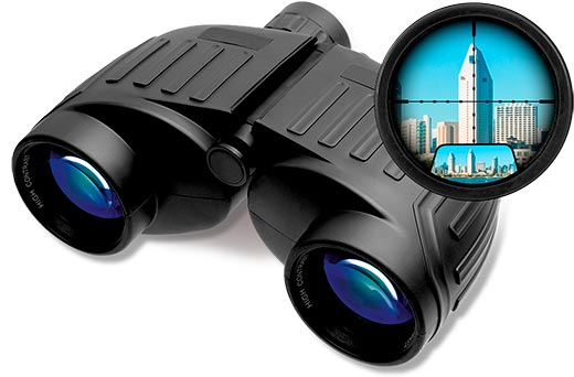 Sector Optics Internal Display technology is available in riflescopes, spotting scopes and binoculars.