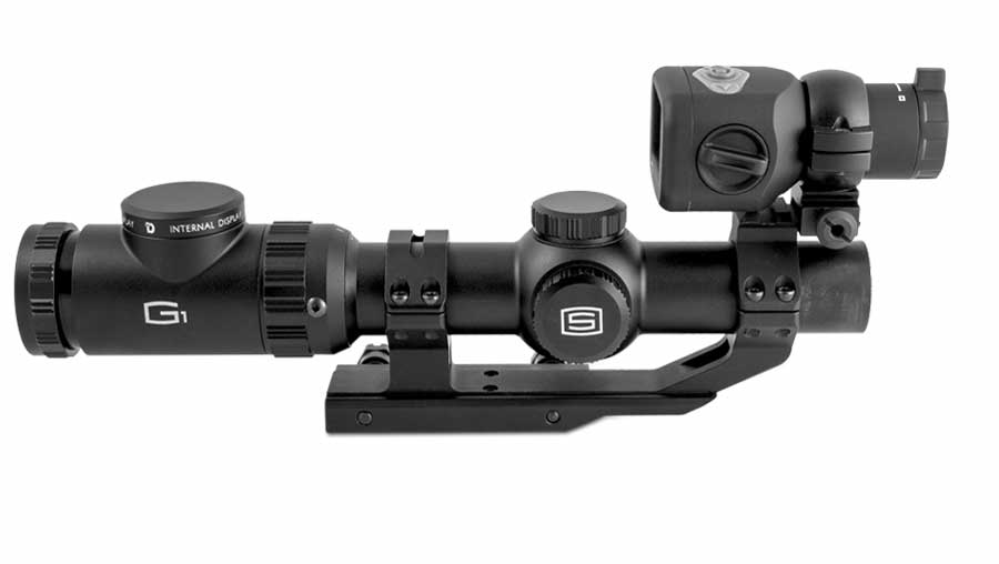 Sector Optics G1T3 system is built on the same foundations as the G1T2 system.