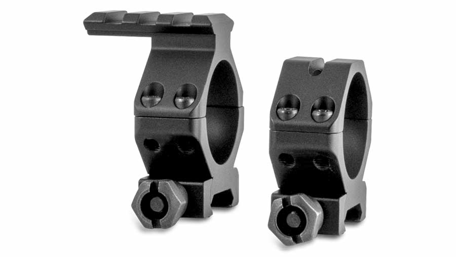 To complement an assortment of highly innovative thermal optics, Sector Optics offer a series of specialized riflescope rings.