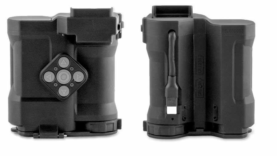 Sector Optics T2 thermal imager incorporates of up to 1000 meter LRF module with full controls.